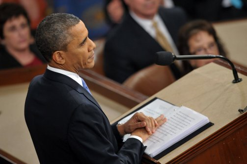 President Obama--2013 State of the Union Address